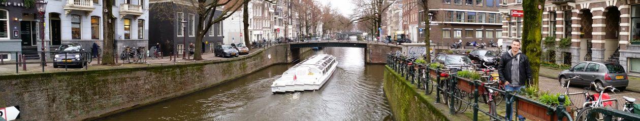 Ondertussen in Amsterdam
